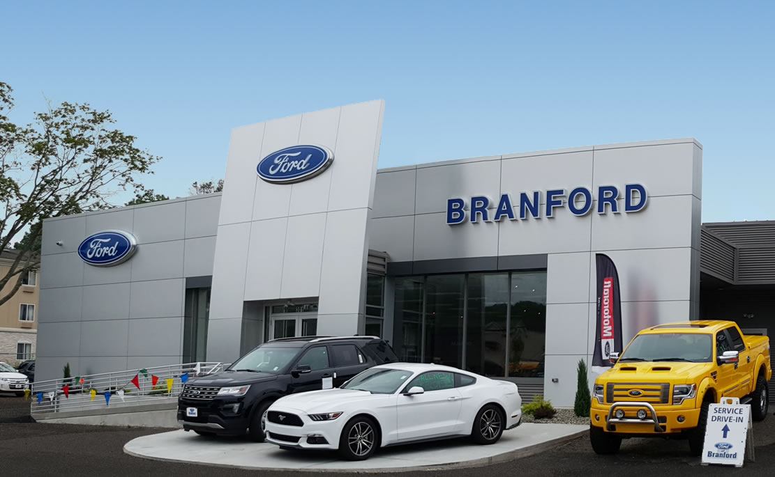 Ford Dealers In Ct >> Used Cars Trucks And Suvs At Ford Of Branford